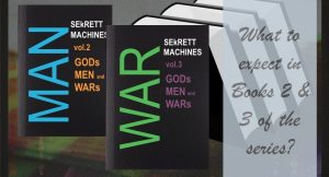Gods, Man, and War – Books 2 and 3 (what an insider <em>taught</em> me)