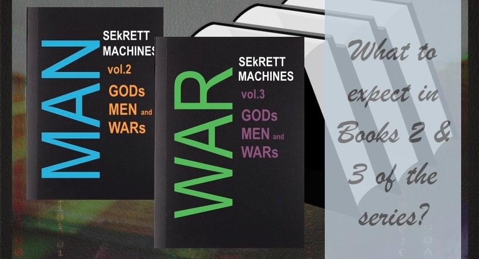 Gods, Man, and War – Books 2 and 3 (what an insider <em>taught</em> me)
